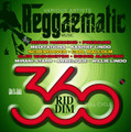 Reggaematic Music - 360 Riddim : Various Artist CD