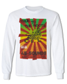 45 Sounds (True To The Roots) : Rasta - T Shirt (Long Sleeves)