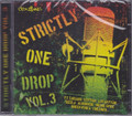 Srtictly One Drop Volume 3...Various Artist 2CD