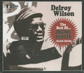 Delroy Wilson : The Best Of Original Eighteen Deluxe Edition CD