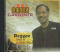 Boris Gardiner : Reggae Songs Of Love (Plus) CD