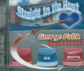 George Faith : Straight To The Heart CD