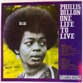 Phyllis Dillon : One Life To Live LP