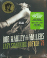 Bob Marley & The Wailers : Easy Skanking In Boston 78 CD/DVD