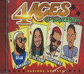 4 Aces Of Dancehall Vol.1 - Demarco, I-Octane, Konshens And Aidonia : Various Artist CD