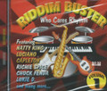 Riddim Buster - Who Cares Rhythm : Various Artist CD