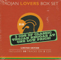 Trojan Jamaican Lovers Box Set : Various Artist 3CD