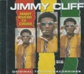 Jimmy Cliff : Many Rivers To Cross CD