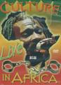 Culture : Live In Africa DVD