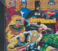 Jam Band : Super Heroes CD