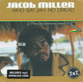 Jacob Miller - Who Say Jah No Dread : Box Set 7""