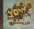 Yow Reggae Street Gospel 5 : Various Artist CD