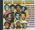 Delroy Wilson & Friends : Various Artist CD