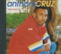 Anthony Cruz : Where There's Love CD
