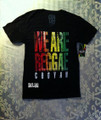 We Are Reggae : Cooyah T-Shirt (Black)