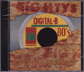 Digital - B 80's Volume One...Various Artist CD