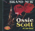 Ossie Scott : Brand New - At His Best CD