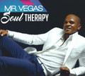 Mr Vegas : Soul Therapy CD