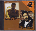 Mad Cobra/Super Cat : Take Two CD
