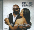 Richie Stephens : Luv - A - Dub Style CD