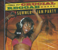 This Is Crucial Reggae - Summer Jam Party : Various Artist CD
