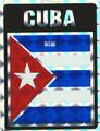 Cuba - Flag : Sticker