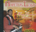 Hopeton Lewis : Sings Home Coming Classics CD