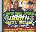 Death Before Dishonor 8 - Vintage Tribute : World Clash Jamaica Vol. 2 CD