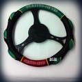 St. Kitts & Nevis - Mesh : Steering Wheel Cover