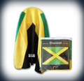 Jamaica Flag : Fleece - Blanket