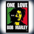 Bob Marley - One Love : Textile Poster