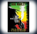 Bob Marley - Herb : Textile Poster