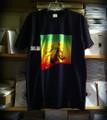 Rasta Lion - T Shirt (Black)