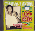 "Lloyd ""The Matador"" Daley - Its Shuffle & Ska Time...Various Artist CD"