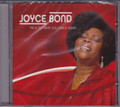 Joyce Bond...Nice To Have You Back Again CD