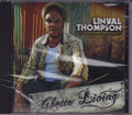 Ghetto Living...Linval Thompson CD