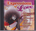 Expressions Of LOve...Various Artist CD