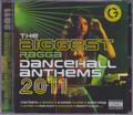 The Biggest Ragga Dancehall Anthems 2011...Various Artist CD