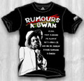 Gregory Isaacs...Rumours A Gwan - T Shirt