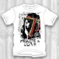 Culture...Peace & Love  - T Shirt