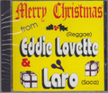 Eddie Lovette & Laro...Merry Crristmas From Eddie Lovette & Laro CD