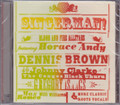Singerman Blood & Fire Allstars...Various Artist CD