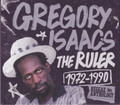 Gregory Isaacs...The Ruler 1972 - 1990 Reggae Anthology 2CD/DVD