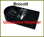 Adjustable High Power Ultrasonic Vermin Repeller