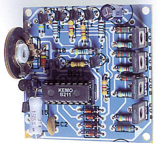 Stepper Motor Controller Kit Brocott Uk