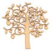 Apple Tree Shape