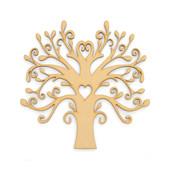 MDF Tree Shape