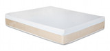 11-inch pillow top memory foam mattress. Natural Soy based memory foam and zippered cover in a cool-sleeping memory foam mattress.