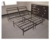 Easy Adjust Platform Riser. Affordable Adjustable Bed Frame