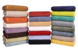 Home Source International Microcotton Luxury Towels BATH TOWEL: 27 in X 54 in|home source international, luxury towels, microcotton, bath towel